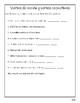 Lectura 3ro - Unidad 3 Semana 1 - Paquete de tarea/actividades