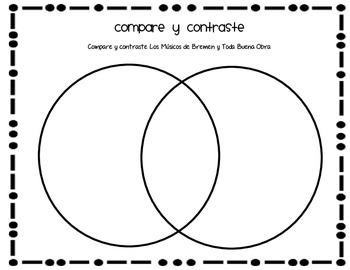 Calle de la Lectura: Toda Buena Obra:: One Good Turn Center work