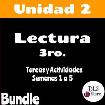 Lectura Unidad 2 - Semanas 1 a 5 - 3er Grado