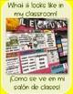 Calle de la lectura| Unit 1 Focus Chart Posters