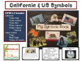 Callifornia and US Symbols