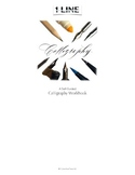 Calligraphy Workbook - Brush Pen and/or Pointed Pen