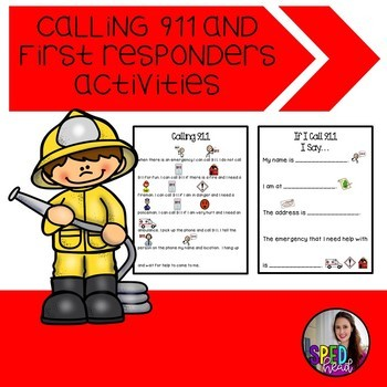 Calling 911 and First Responder Activities