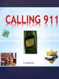 Calling 911 for Secondary Life Skills Students