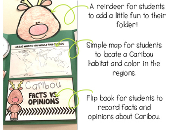 Calling All Caribou!  A Research Project