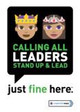 Calling all Leaders