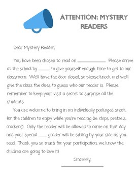 Calling all Mystery Readers