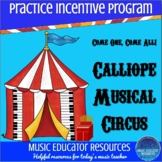 Circus Practice Incentive Program