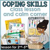 Calm Corner Signs: Peace Corner or Take a Break Spot Tools