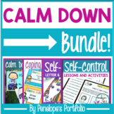 Calm Down BUNDLE:  All Coping Skills Activities