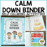 Calm Down Binder for Pre-K and Preschool