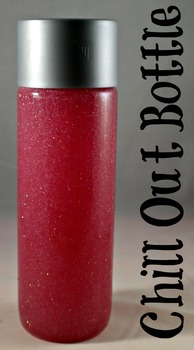 Calm Down Bottle (sensory) Pink Glitter for the classroom