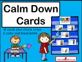 Calm Down Cards