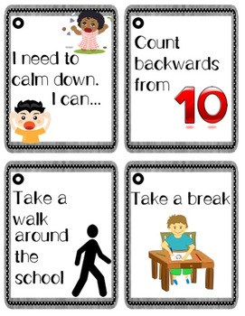 Calm Down Cards *UPDATED*