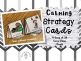 Calm Down Cards: Self-Regulation Strategy Cards: Boardmake