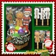 Calm Down Christmas Helpers: Posters, Finger Puppets, and Interactive Items