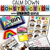 Calm Down Construction with STEM Bins®