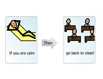 Calm Down Corner - Break Time