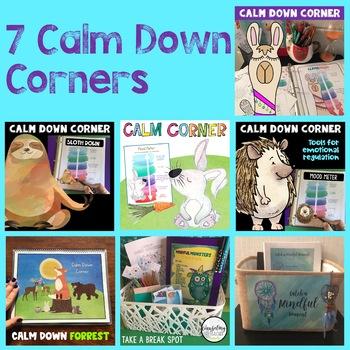 Calm Down Corner Bundle 50% savings