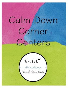 Calm Down Corner Centers
