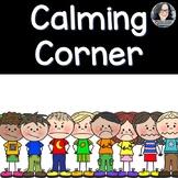 Calm Down Corner Pack