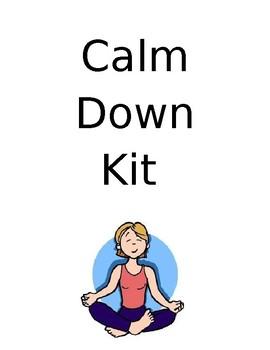 Calm Down Corner Tools