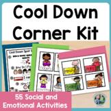 Cool Down Corner Kit for Self-Regulation and Behavior Management
