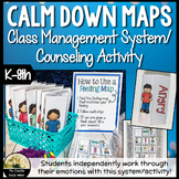Calm Down Feelings Maps: Class Management System or Counseling Activity