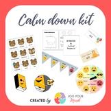Calm Down Kit  ☻ A life changing tool for any student !