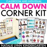 Calm Down Kit | Classroom Calm Down Corner & Personal Calm