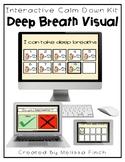 Calm Down Kit- Interactive Breathing Visual