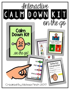 Calm Down Kit ON THE GO- Interactive Discounted Bundle