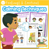 Calm Down Kit - Posters, Cards, Booklets