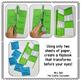 Calm Down Secret Compartment Flipbook