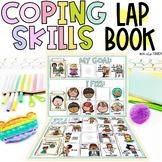 Calm Down, Self-Regulation, & Coping Skills Lap Book, Counseling & Calm Corner