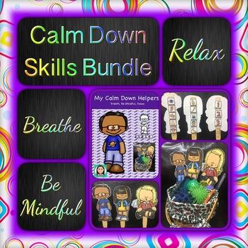Calm Down Skills Bundle