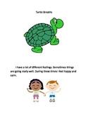 Calm Down Social Story-Turtle Breaths