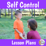 Character Education Self Control Unit Plan