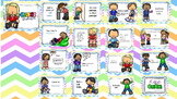 Calm Down Strategies Printable Cards