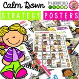 Calm Down Strategy Posters