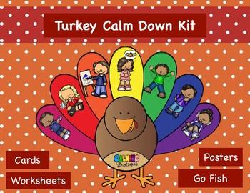 Calm Down Turkey Kit