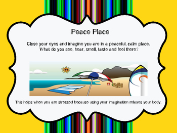 Calm Kids Card #3: Peace Place