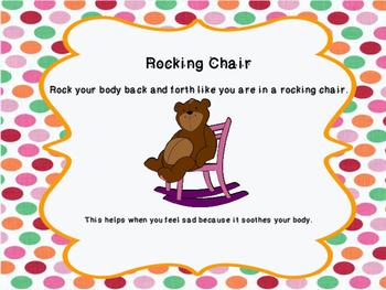 Calm Kids Card #4: Rocking Chair