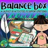 Calm Kit for Kiwi Kids (Create an ice cream container Bala
