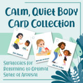 Calm, Quiet Body Card Collection