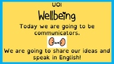 Calm down when angry - goldilocks and 3 bears - wellbeing,