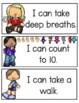 Calming Choice Cards