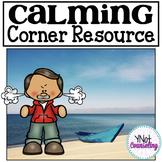 Calming Corner Resource