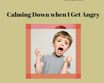 Calming Down when I am Angry