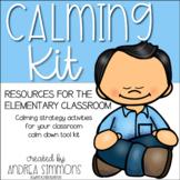 Calming Kit Resources